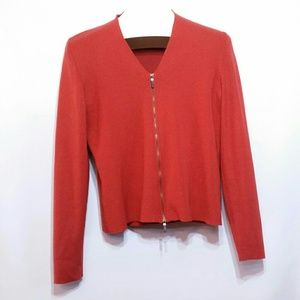Judith Hart Collection Fullzip Cardigan Jacket EUC